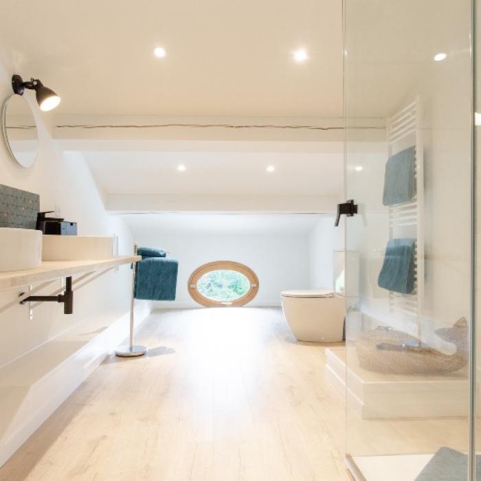 Aménagement des combles d'une magnifique maison provençale- PARTIE 1