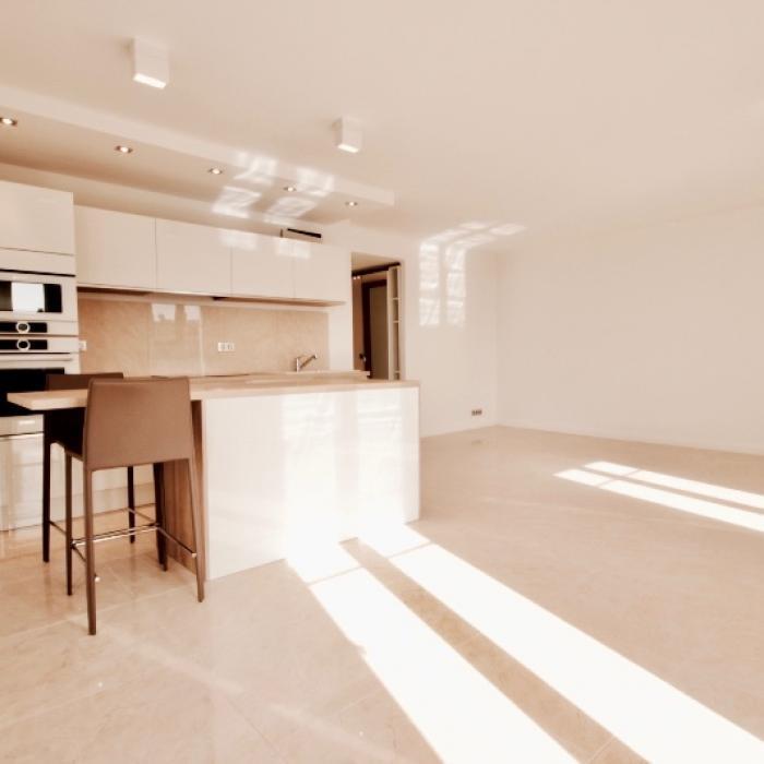 Restructuration d'un appartement de 70m2 avant sa mise en vente