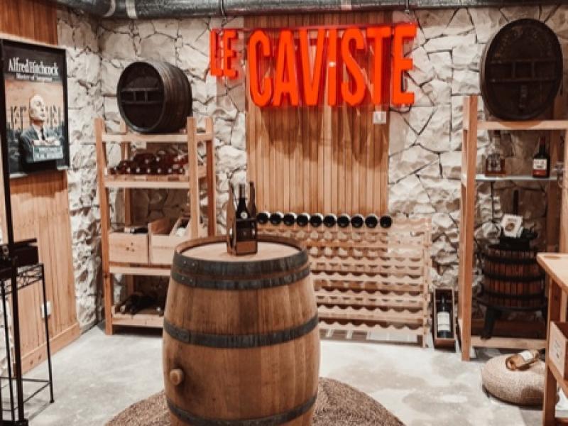 Création d'une cave à vin dans une très jolie maison provençale