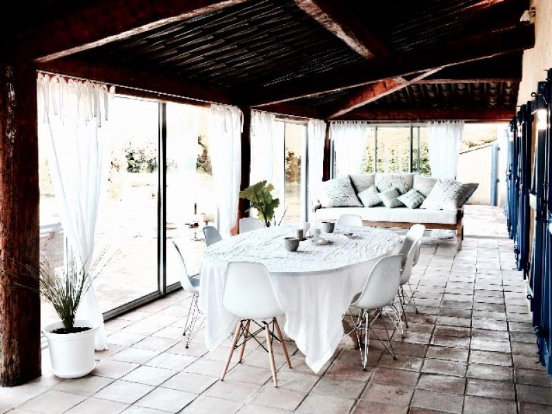Rénovation d'une maison de 400m2 sur les plages de pampelonne à Saint-Tropez